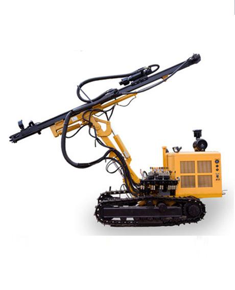 HC728履带式露天潜孔钻车